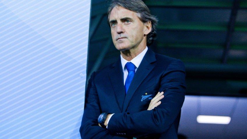 """Роберто Манчини: «""""Лейпциг""""— молодая, однако опытная команда»"""
